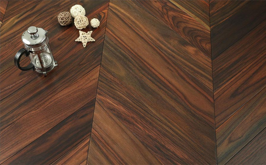 Designed Parquet Wood Flooring Dubai