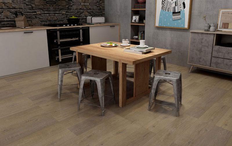 Semi Solid Wood Flooring in UAE