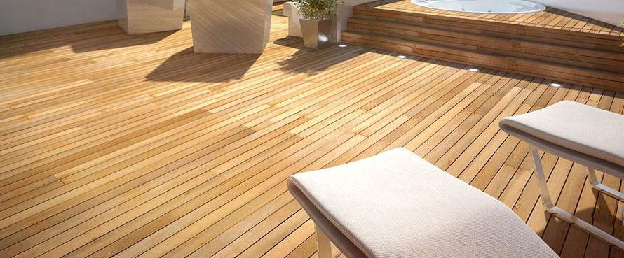 Semi Solid Wood Flooring in Dubai