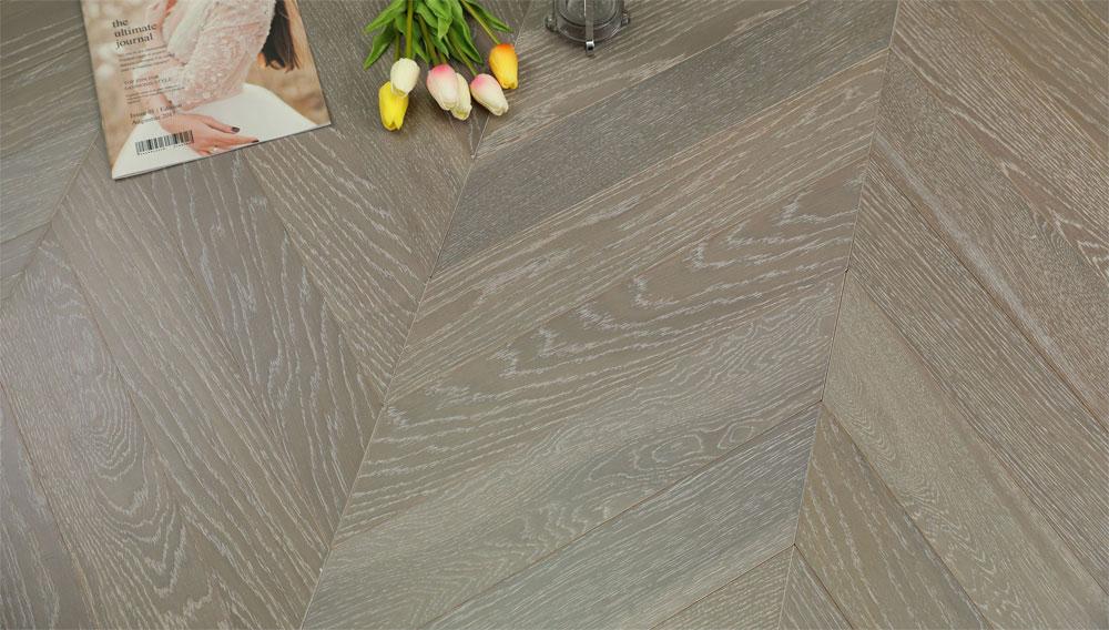 Designed Parquet Wood Flooring Dubai